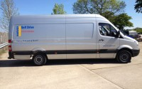 Mercedes Benz EWB Sprinter Van