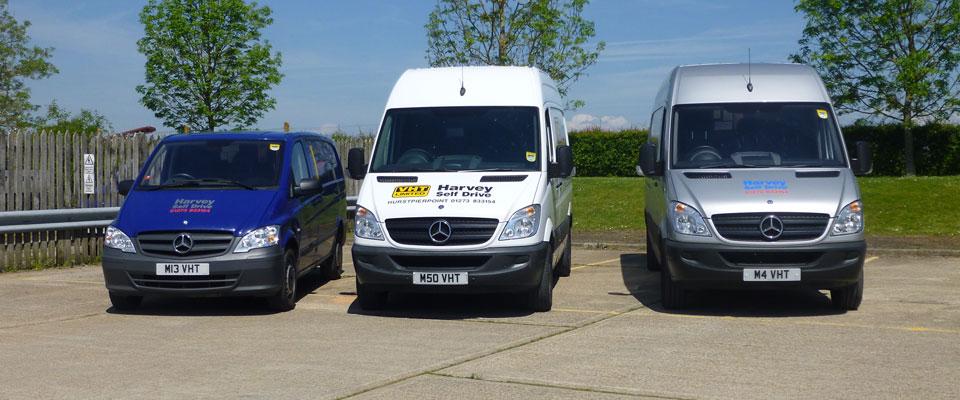 Range of Vans